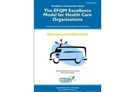 Kirjat - The EFQM Excellence Model for Health Care Organisations 2010