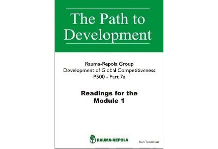 Kirjat - Global Competitiveness - Part 7a: Module 1: Readings for the Module 1: Rauma Oy