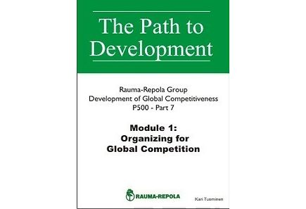 Kirjat - Global Competitiveness  - Part 7: Module 1: Organizing for Global Competition: Rauma Oy