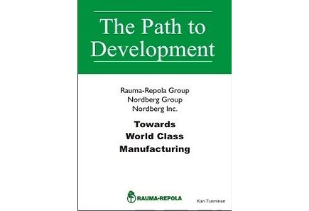 Kirjat - Towards World Class Manufacturing: Rauma-Repola Nordberg Inc.
