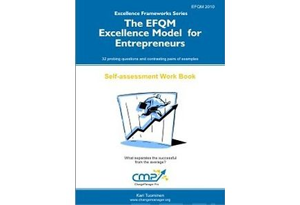 Kirjat - The EFQM Excellence Model for Entrepreneurs - EFQM 2010