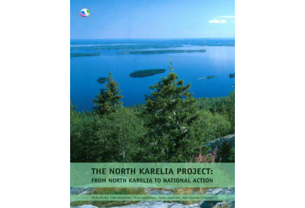 Kirjat - The North Karelia project