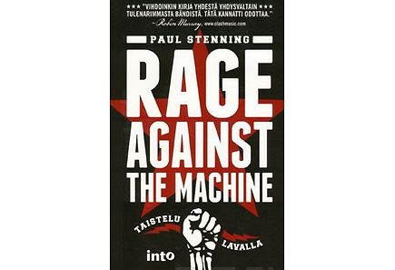Kirjat - Rage Against the Machine
