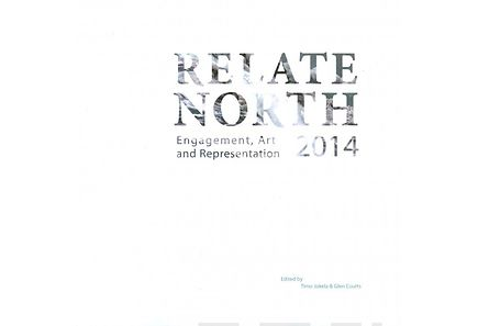 Kirjat - Relate North 2014