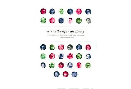 Kirjat - Service Design with Theory
