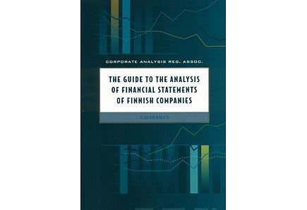 Kirjat - The Guide to the Analysis of Financial Statements of Finnish Companies
