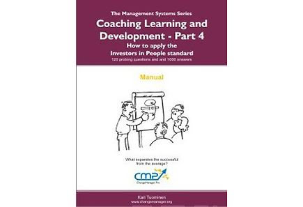 Kirjat - Coaching Learning and Development - Investors in People