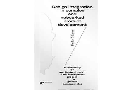 Kirjat - Design integration in complex and networked product development