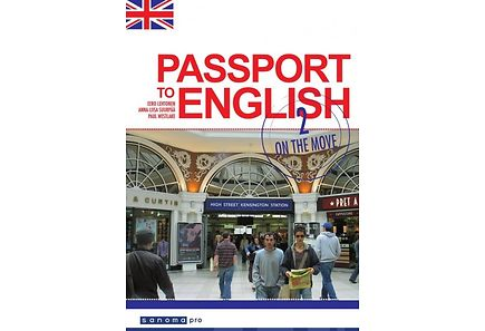 Kirjat - Passport to English 2