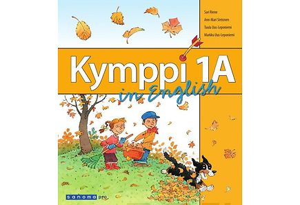 Kirjat - Kymppi in English 1A (OPS16)