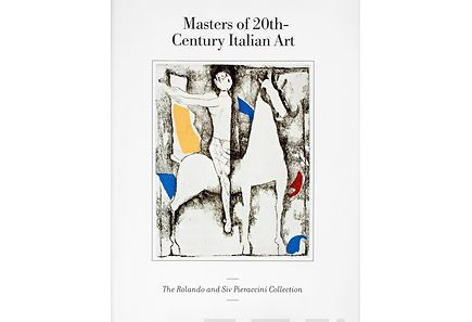Kirjat - Masters of 20th-Century Italian Art