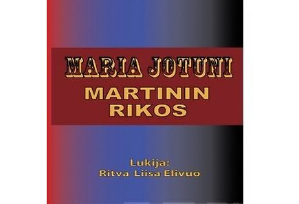 Kirjat - Martinin rikos (mp3-cd)