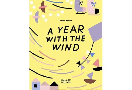 Kirjat - A Year with the Wind