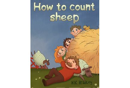 Kirjat - How to count sheep